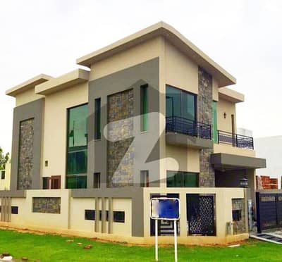 Ever Green Corner 8 Marla 5 Beds Cottage Available On Urgent Sale In Bahria Town