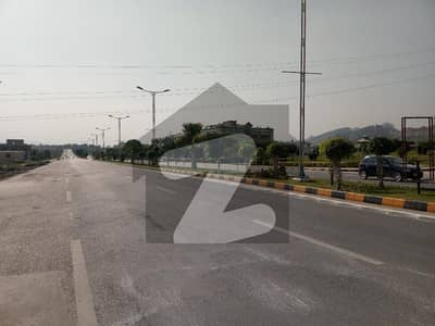 I-15 3 CDA Sector Islamabad Street 9 Plot No. 4 Road 70Ft Size 5 Marla Plot For Sale