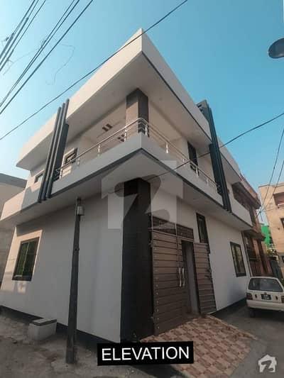 سبزہ زار سکیم ۔ بلاک بی سبزہ زار سکیم لاہور میں 3 کمروں کا 4 مرلہ مکان 1.23 کروڑ میں برائے فروخت۔