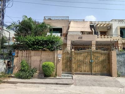 10 Marla House In Shadman Colony For Sale
