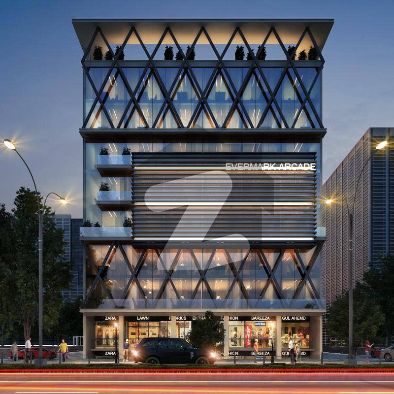 Commercial Shops Available For Sale In Evermark Square