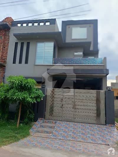 5 Marla House Available For Rent