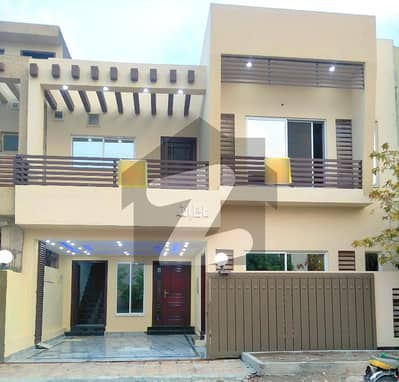 7 Marla Brand New Double Unit Luxury House at Boulevard