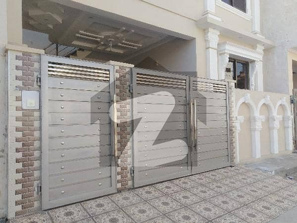 Double Story House In Allama Iqbal Avenue House For Sale Sized 5 Marla