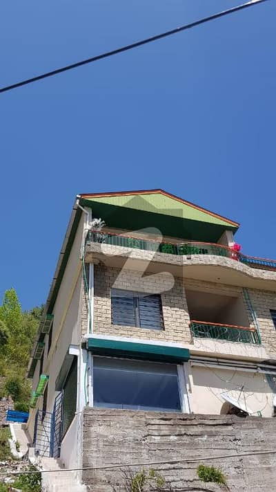 House In Murree For Sale