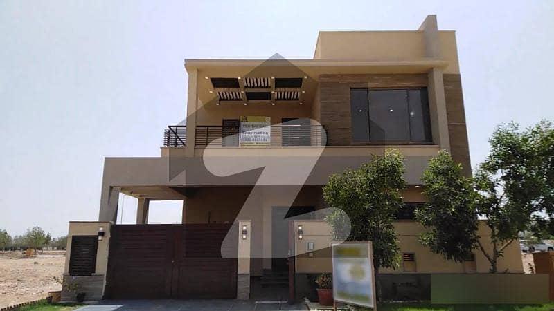 Brand New Park Face Villa For Sale In Precinct 4 Bahria Town Karachi
