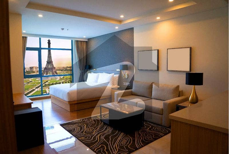 Corner Side Apartment With Stunning Eiffel View For Sale On Installment