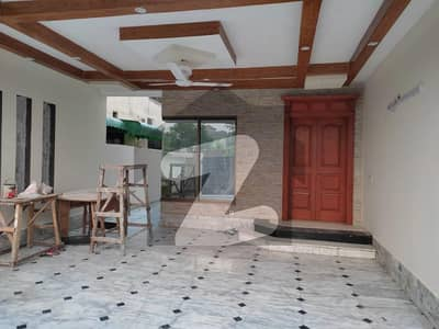 10 Marla Brand New House Is Available For Sale In Eme Society