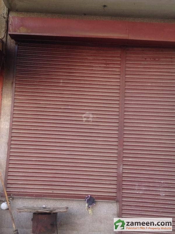 325 Square Feet Shop Available For Sale At Ittehad