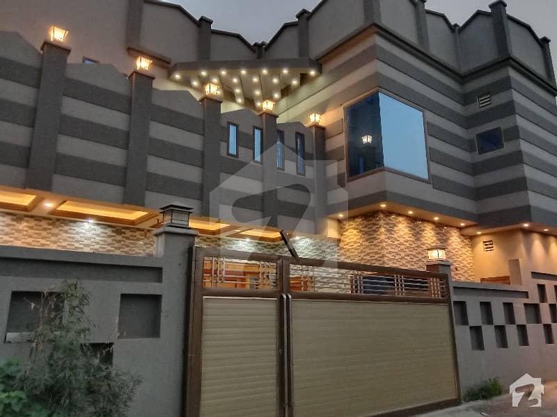 8 Marla House For Sale  In Abshar Colony Warsak Road