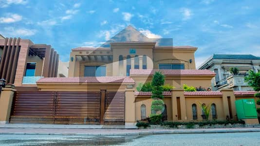 1 Kanal Residential House For Sale In Overseas A Bahria Town