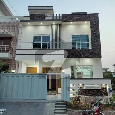 4 Marla Proper Corner Brand New Double Storey House For Sale In G-13 2 Islamabad