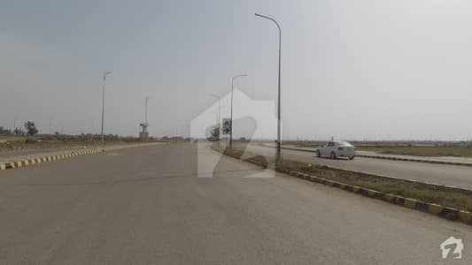 1 Kanal Hot Location All paid plot 19 B Least Rate ever at 150 Feet Road
