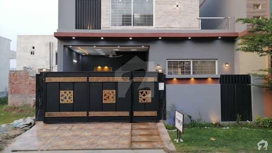 7 Marla Brand New Beautiful House Back Of Main