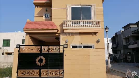 5 Marla Corner House For Sale Near To Park In M 7 Block B Lake City