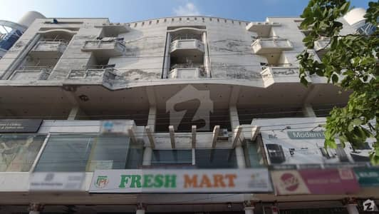 1 Bed Apartment Flat For Sale At Izmir Town Jinnah Mall