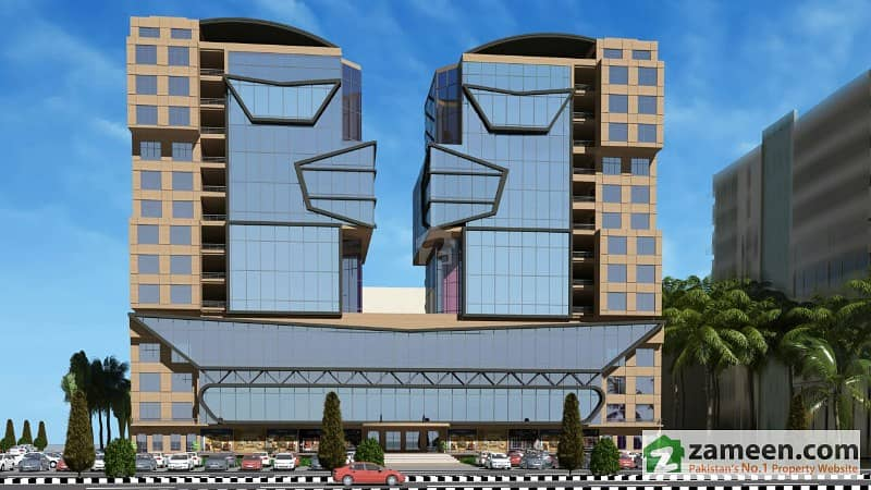900 Square Feet 2 Bed Flat Near New International Airport Islamabad For Sale