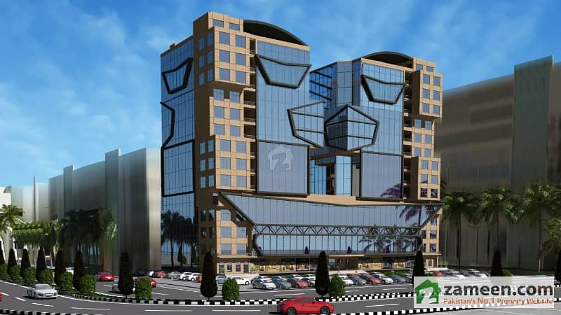 700 Square Feet Flat Near New International Airport Islamabad For Sale