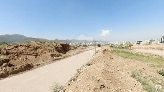 Ideally Located Plot Is Available For Sale In Sector E-12/4 Islamabad
