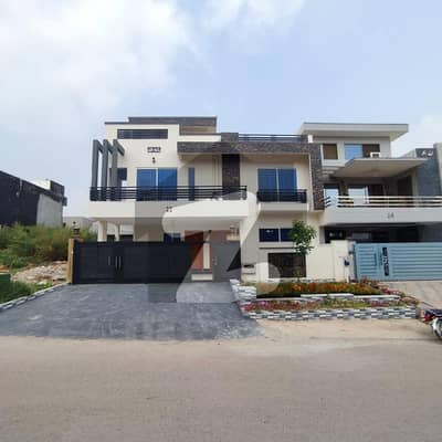 14 Marla Brand New House For Sale In G-13 Islamabad Near To Main Double Road