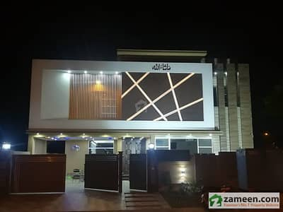 Brand New Luxury Finishing Double Unit House Is Available For Sale