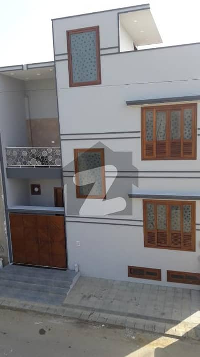 D H A Phase 8 100 Yards Brand New Bungalow For Sale