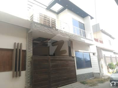 5 Marla House In Shadman City For Sale