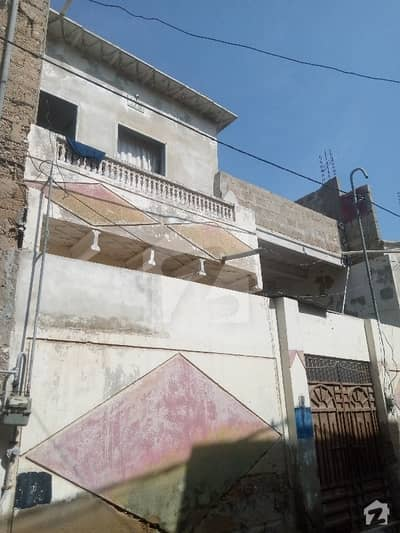 A House Of 756 Square Feet In Karachi