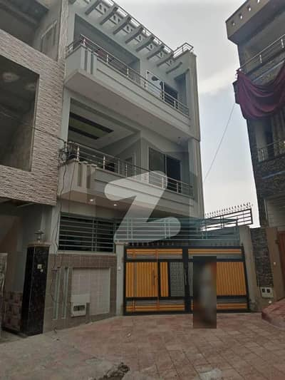 7 Marla Brand New Double Story (2.5 Story) House for Sale Ghauri Town Phase4A, Islamabad