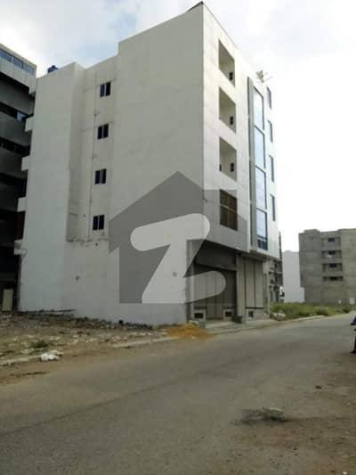 المرتضی کمرشل ایریا ڈی ایچ اے فیز 8 ڈی ایچ اے کراچی میں 2 کمروں کا 5 مرلہ فلیٹ 1.28 کروڑ میں برائے فروخت۔