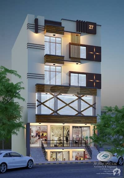 Ground floor shops for sale in B block Mini commercial Topcity-1 Islamabad
