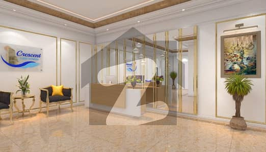 Crescent Lake Tower Luxury 4 Bed Apartments In Bahria Town Phase 8