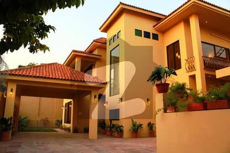 Fully Furnished Luxury House For Rent In G-6