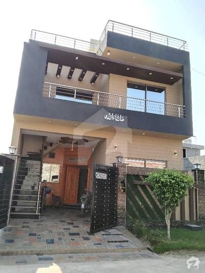5 Marla Double Storey House for sale in Al Ahmad Garden Housing Society