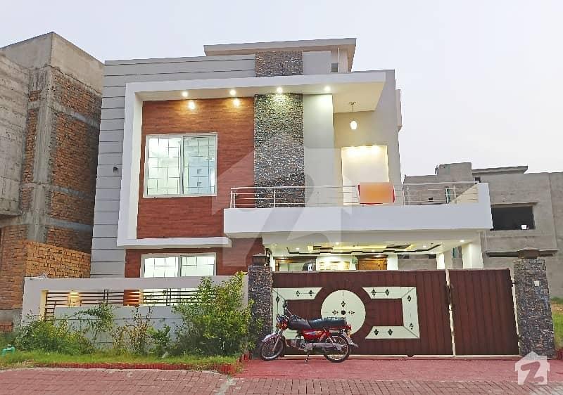 بحریہ ٹاؤن فیز 8 بحریہ ٹاؤن راولپنڈی راولپنڈی میں 5 کمروں کا 10 مرلہ مکان 2.55 کروڑ میں برائے فروخت۔