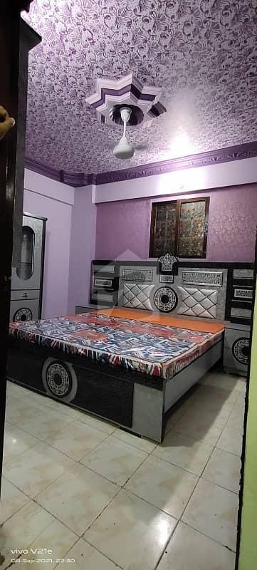 Ready To Buy A Flat In Behar Colony Karachi