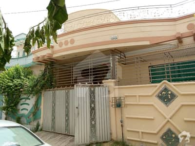1125 Square Feet House Is Available For Rent In Sajid Awan Colony