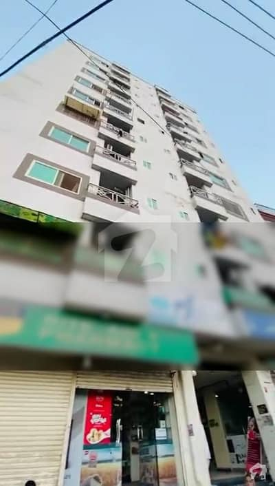 پرائم ٹاون آپارٹمنٹس یونیورسٹی ٹاؤن پشاور میں 1 کمرے کا 2 مرلہ فلیٹ 35 لاکھ میں برائے فروخت۔