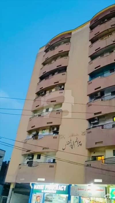 پرائم ٹاون آپارٹمنٹس یونیورسٹی ٹاؤن پشاور میں 4 کمروں کا 6 مرلہ فلیٹ 71 لاکھ میں برائے فروخت۔