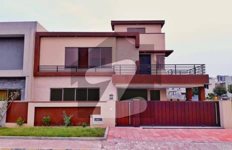 12 Marla Brand New House For Sale Bahria Town Phase 8 Overseas Sector 6 Rawalpindi
