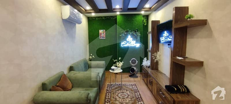 One Bed Room Luxury  Furnished  Apartment For Sale In Bahria Town Lahore