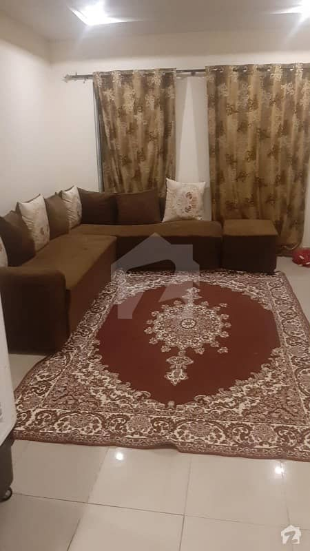 One Bed Unfurnished Apartment For Sale In Bahria Town Phase 6 Empire Height 2