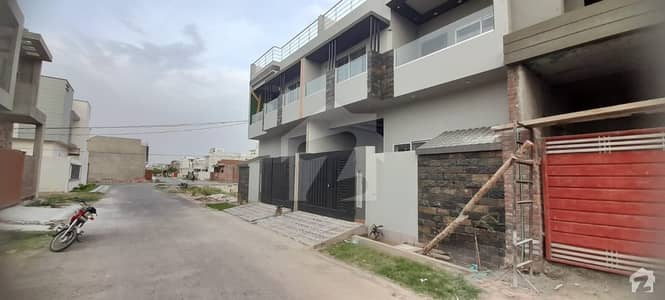 Family-friendly 4 Marla House Available In Jeewan City - Phase 5