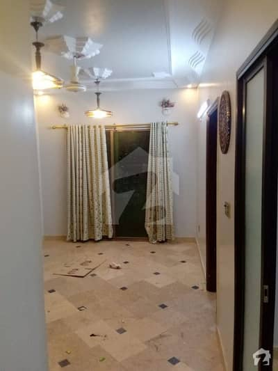 3 Bad DD Sumera Towers A Centrally Located Flat Is Available For Rent In Kamran Chowrangi