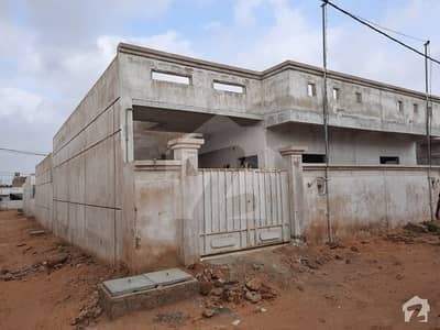 120 Sq Yd Single Storey House For Sale