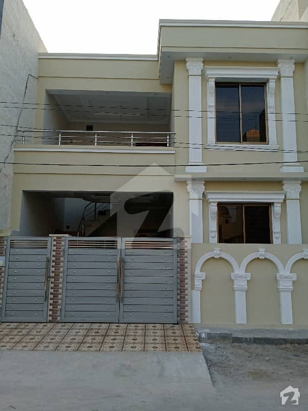 Allama Iqbal Avenue Town 5 Marla Double Storey House For Sale Best Location Near Park And Masjid
