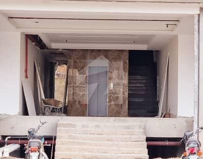 ریور هلز بحریہ ایکسپریس وے بحریہ ٹاؤن راولپنڈی راولپنڈی میں 1 کمرے کا 2 مرلہ فلیٹ 50 لاکھ میں برائے فروخت۔