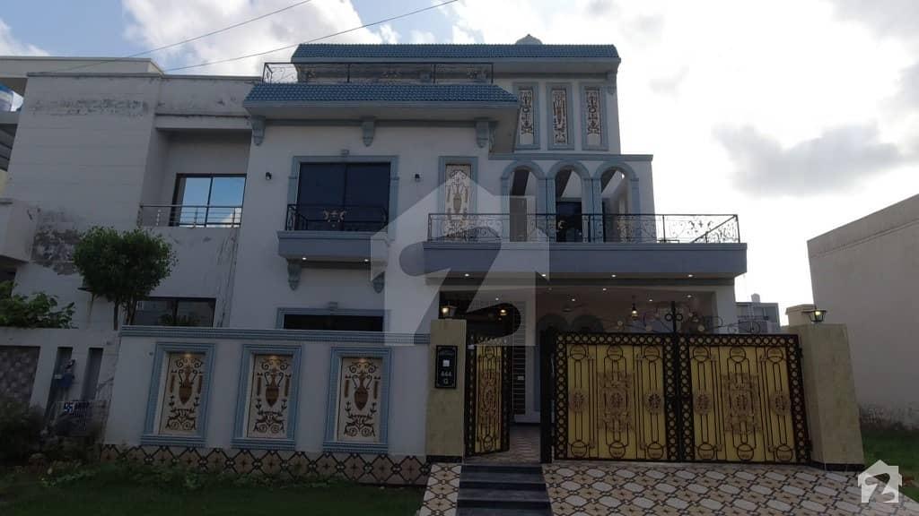 سینٹرل پارک ۔ بلاک جی سینٹرل پارک ہاؤسنگ سکیم لاہور میں 5 کمروں کا 10 مرلہ مکان 2 کروڑ میں برائے فروخت۔
