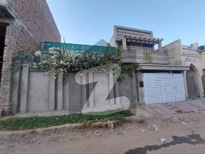 07-Marla Double Story House For Sale in Rahim-yar-Khan