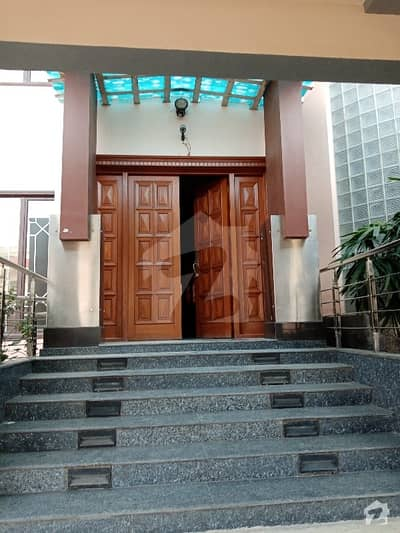 Faisal Garden Canal Road House For Sale